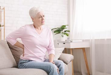 Senior Woman Suffering From Ba 296299303 - Procedures